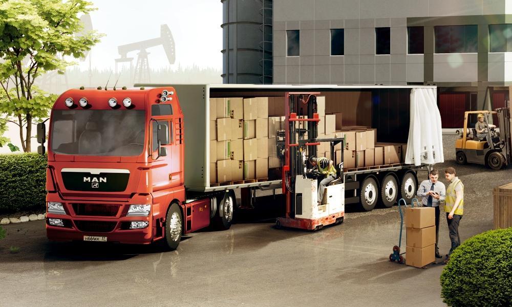 Перевозка сборных грузов из Берлина